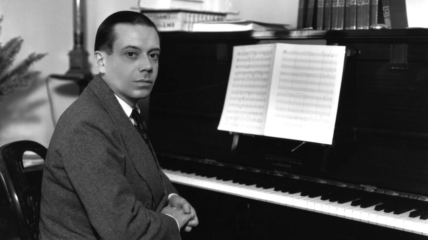"""Cole Porter's """"Begin the Beguine,"""" a favorite song of listener Melanie Cowart's parents, became a fitting symbol for their relationship."""