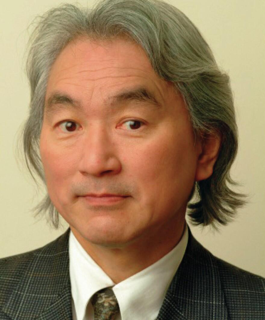 <em>The Future of the Mind</em> is physics professor Michio Kaku's eighth book.