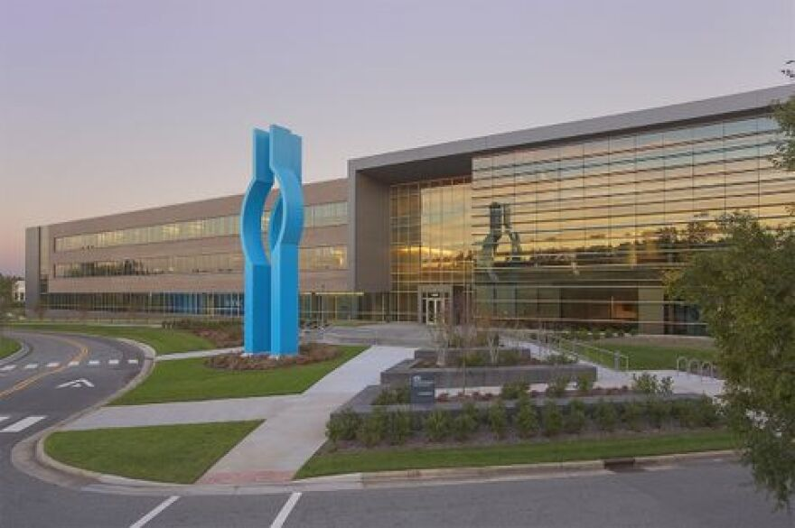 Blue Cross Blue Shield NC headquarters in Durham.