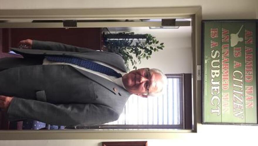 Sen. Greg Evers (R-Baker)
