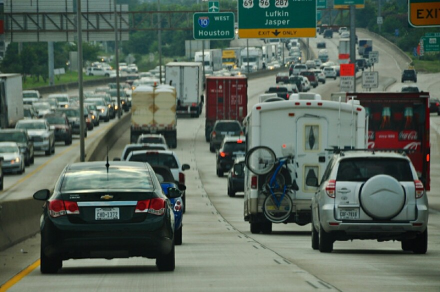 Houston's Mayor says we need to pave new ways to deal with transportation.