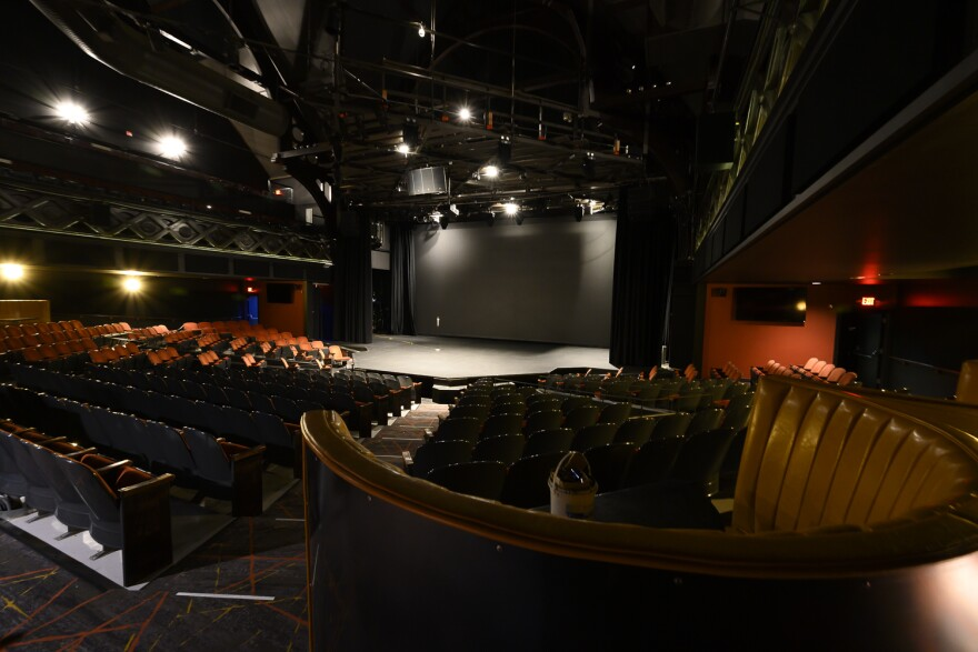 Once Kranzberg Arts Venues like the Grandel theater reopen, they will do so with limited capacity. [5/7/20]