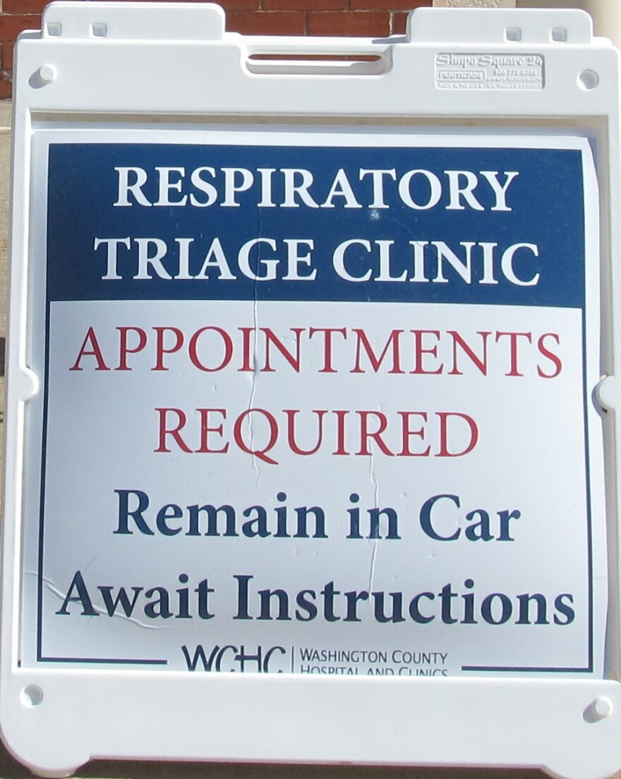 Hospital_Triage-center-sign_Washington-Comm.jpg