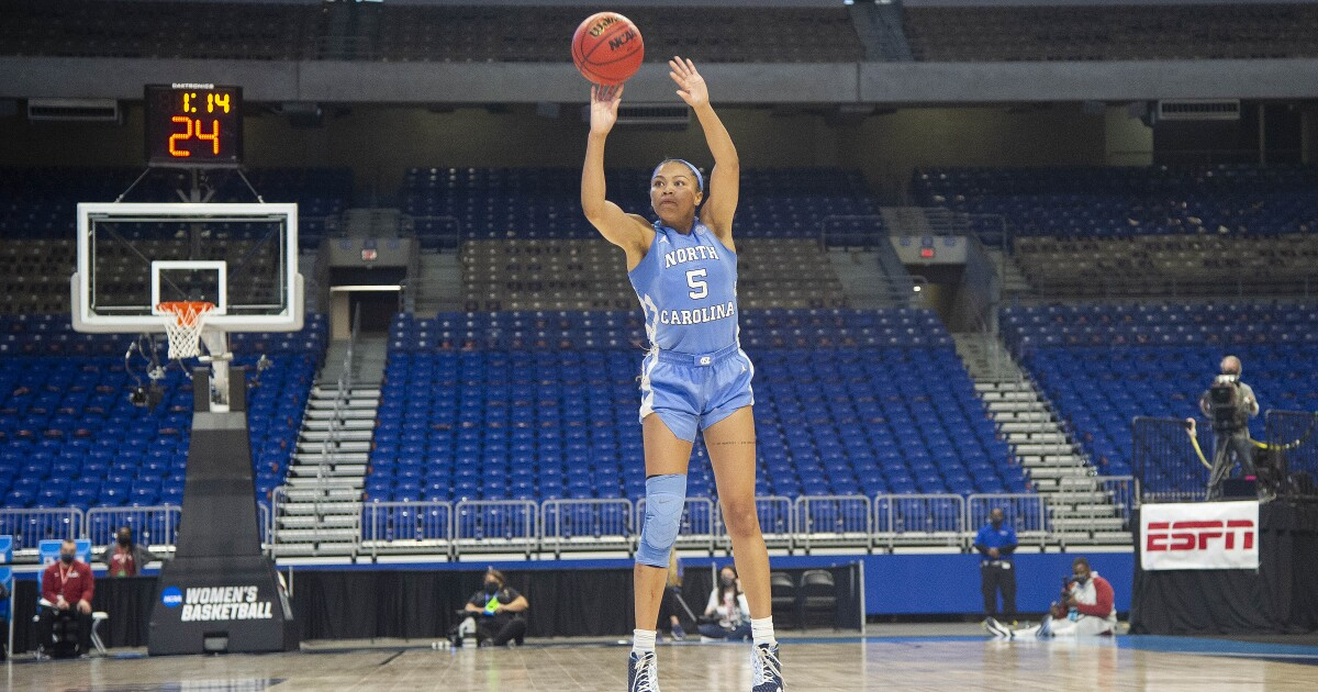 UNC's Watts, Wake Forest's Raca Picked By LA Sparks In WNBA Draft