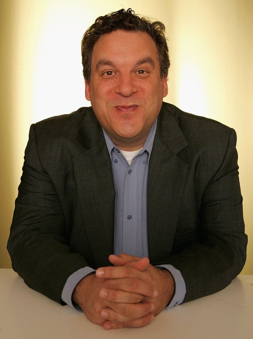 Jeff Garlin poses for a portrait at the Tribeca Grand Hotel during the 5th Annual Tribeca Film Festival, April 28, 2006, in New York City.
