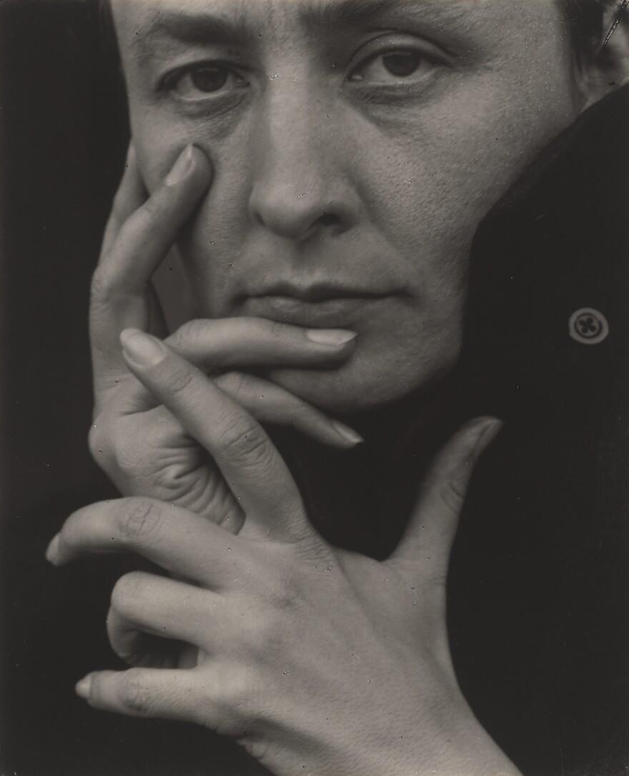 Alfred Stieglitz, <em>Georgia O'Keeffe</em>, 1918, printed 1929/1934
