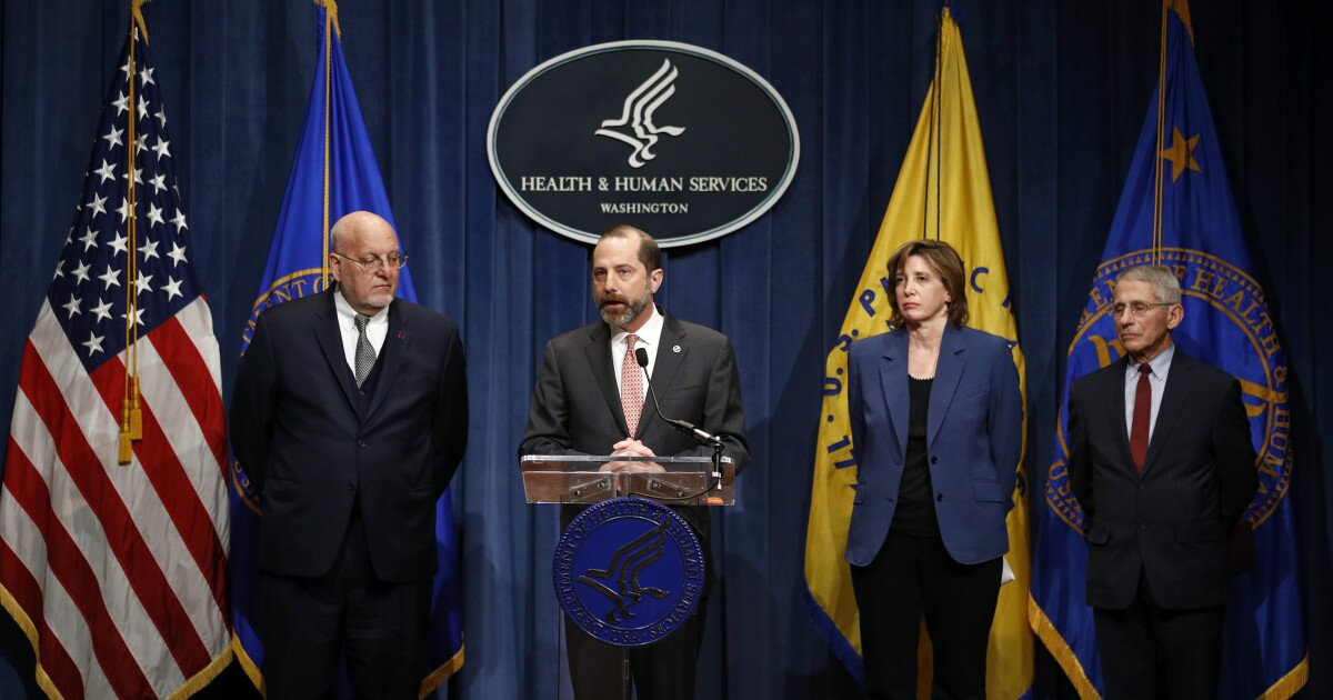 CDC Official Who Warned Americans Coronavirus Could Cause 'Severe' Disruption Resigns