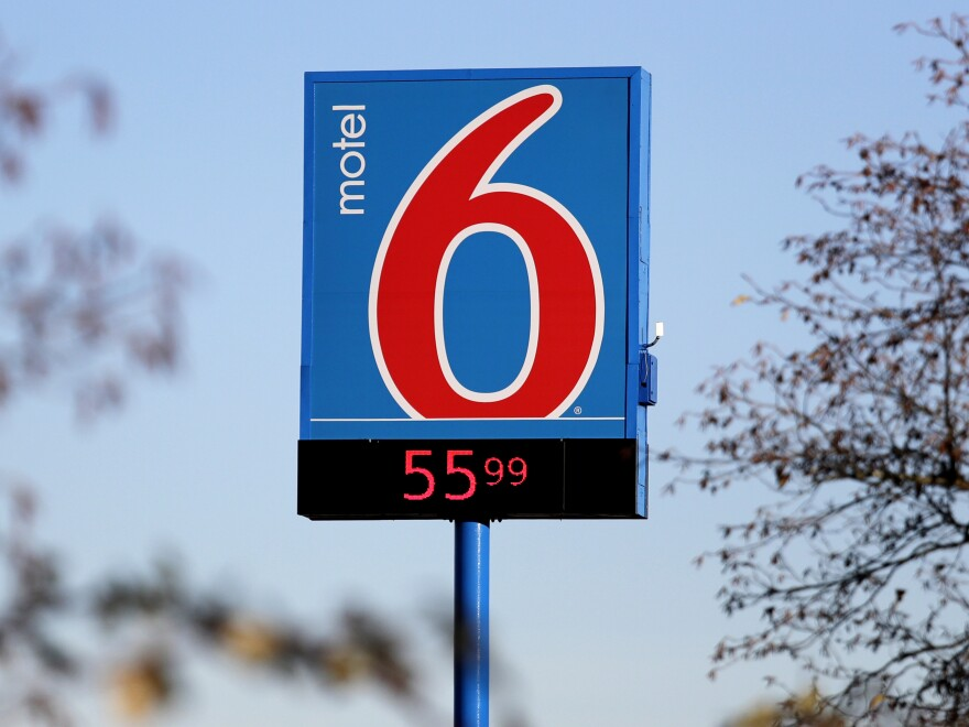 The hotel chain Motel 6 agreed on Thursday to pay $12 million to settle a lawsuit filed by Washington state claiming hotel guest information was improperly provided to immigration officials, according to Attorney General Bob Ferguson.