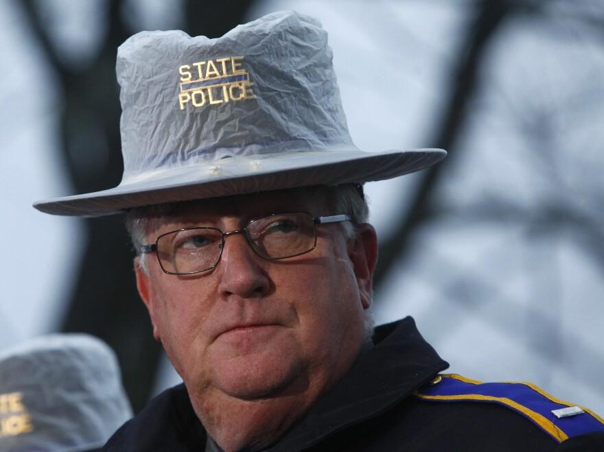 Connecticut State Police spokesman Lt. J. Paul Vance.