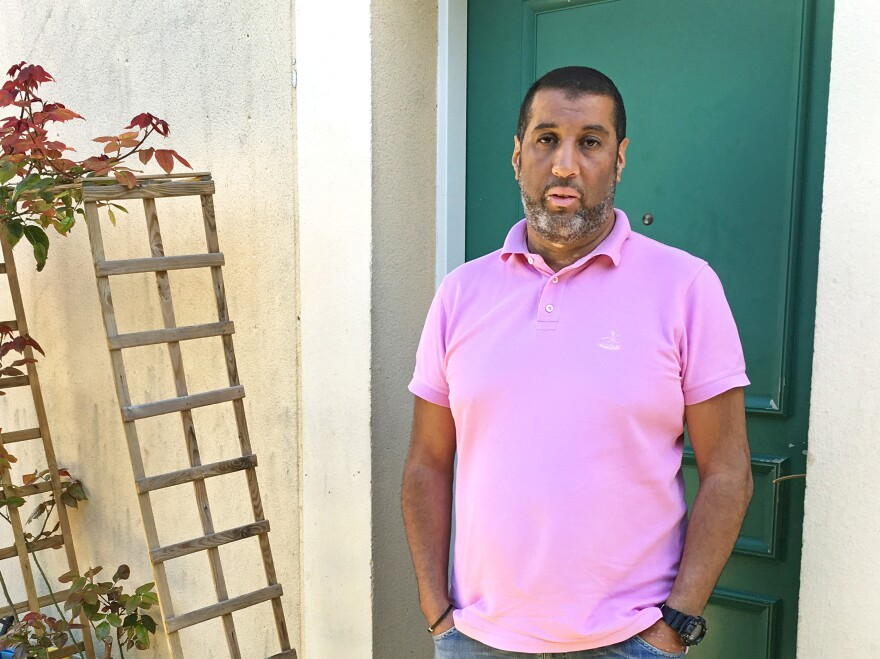 Mistafa Fanouni was the target of one of the more than 3,500 house raids that French police have carried out across the country since last November. After the raid, Fanouni was placed under house arrest until a court ruled in his favor to lift the arrest in February.