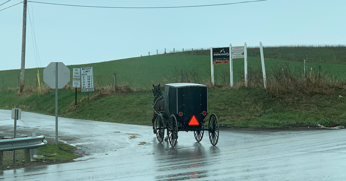 Ohio Amish Shun COVID-19 Vaccines As Officials Fear A Surge In Cases