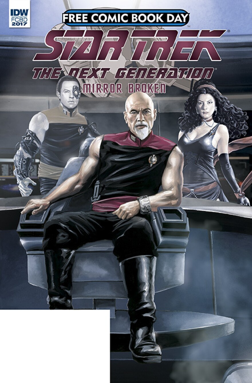 <em>Star Trek: The Next Generation</em>