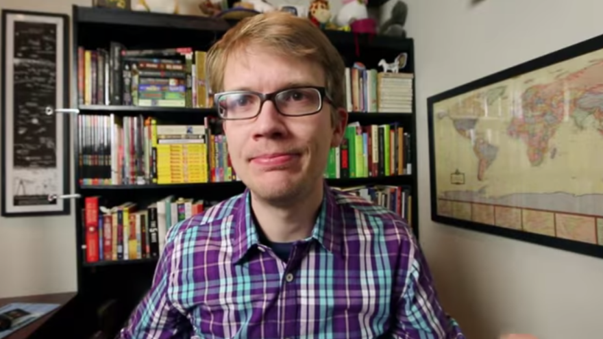 Hank Green has used his online stardom to promote and raise funds for charity.