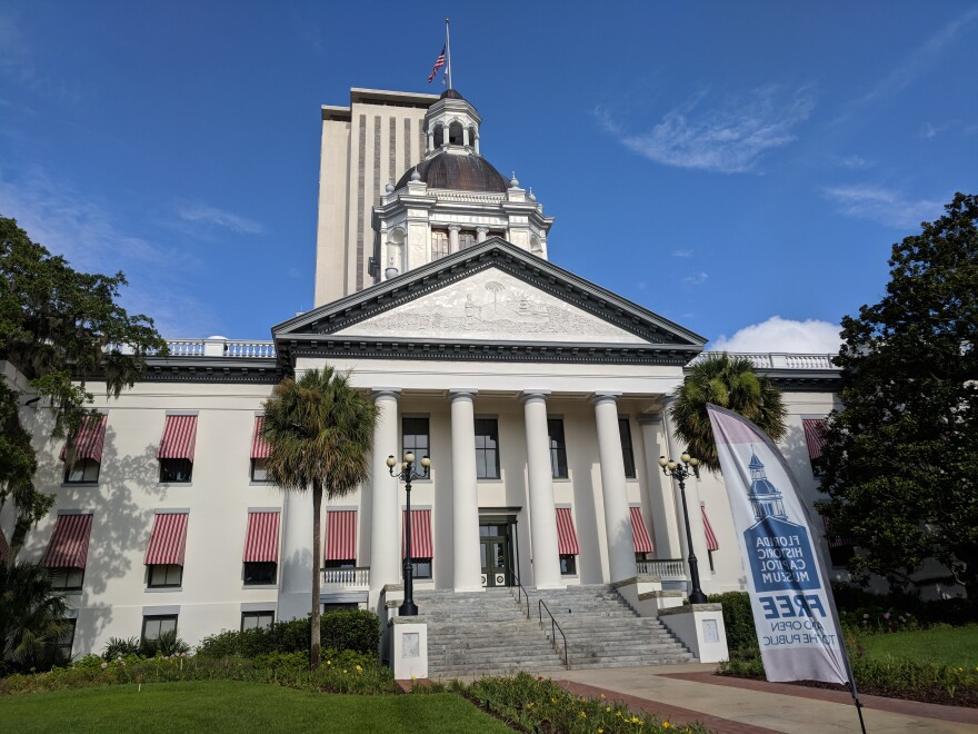 Florida's Old and New Capitols
