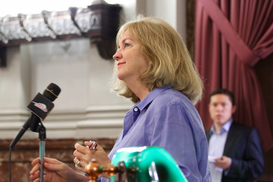 Alderman Lyda Krewson, D-28th Ward, is sponsoring a big overhaul of the city's business regulations.