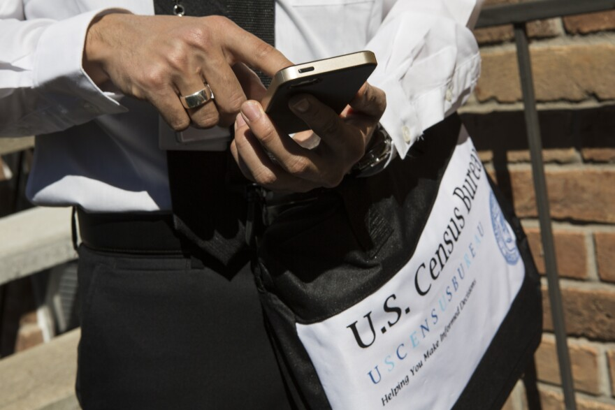 This fall, U.S. Census Bureau workers will come to St. Louis to verify, using in part smartphones, the agency's address lists, compiled using a new method. Those lists will help the Bureau conduct the 2020 Census.