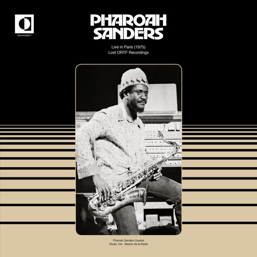 <em>Live in Paris 1975</em>, Pharoh Sanders