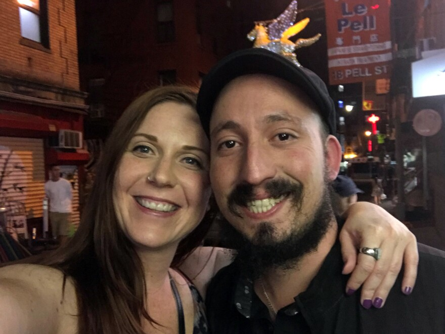 Before they were laid off, Maxwell Kirsner and Natalie Borowicz, his fiancée, both worked for a company that staged big events in New York City.