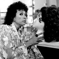 Actress Rita Moreno in 1976.
