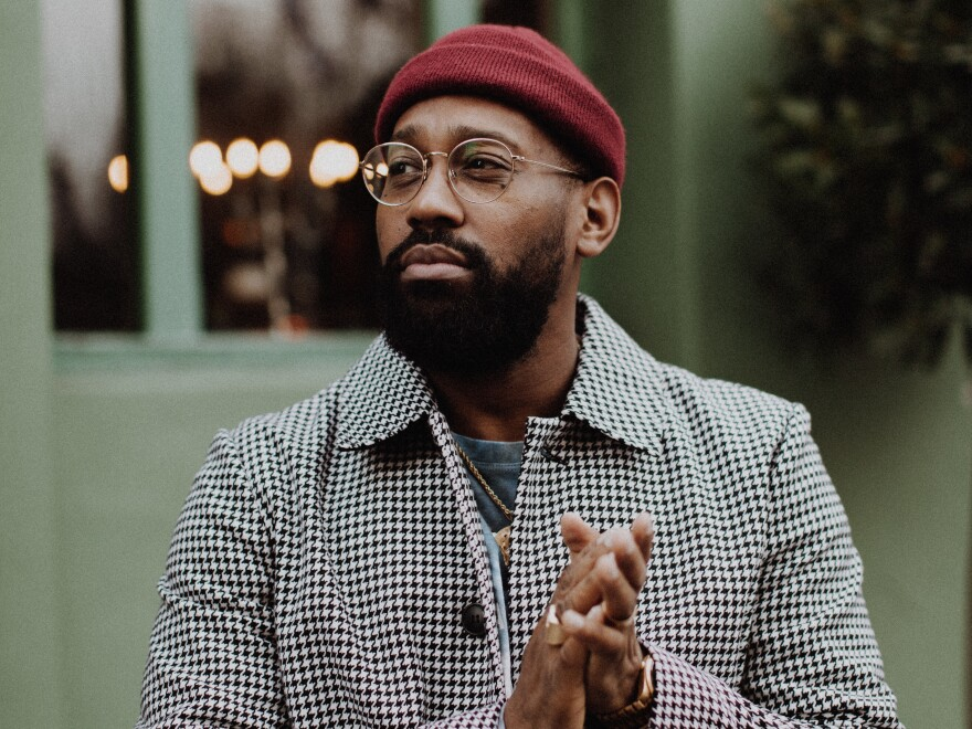 """PJ Morton's new track for <em>Morning Edition</em>'s Song Project, """"Still Here,"""" is about working through a year full of challenges and loss."""