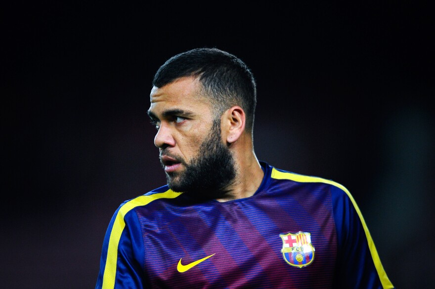 Soccer player Dani Alves has said fighting against racism in Spanish soccer is a lost cause.