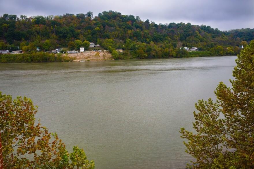 Ohio River, Huntington