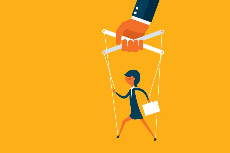 Micromanagement can kill motivation, employee creativity and job satisfaction. It's the biggest beef many workers have about their boss.