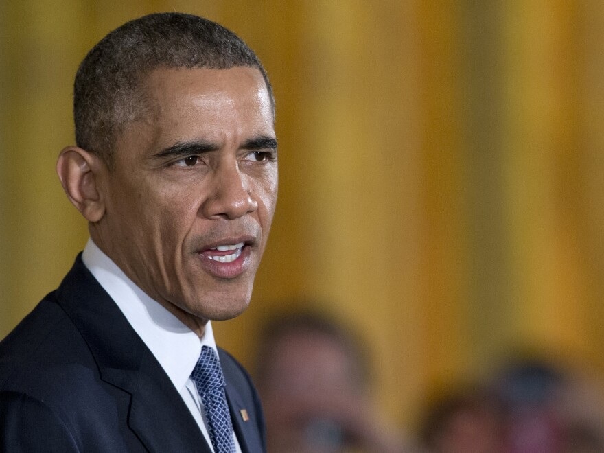 President Obama is expected to announce steps today that would provide temporary relief to some of the 12 million immigrants in the country illegally. Republicans are warning him against acting unilaterally on the issue.