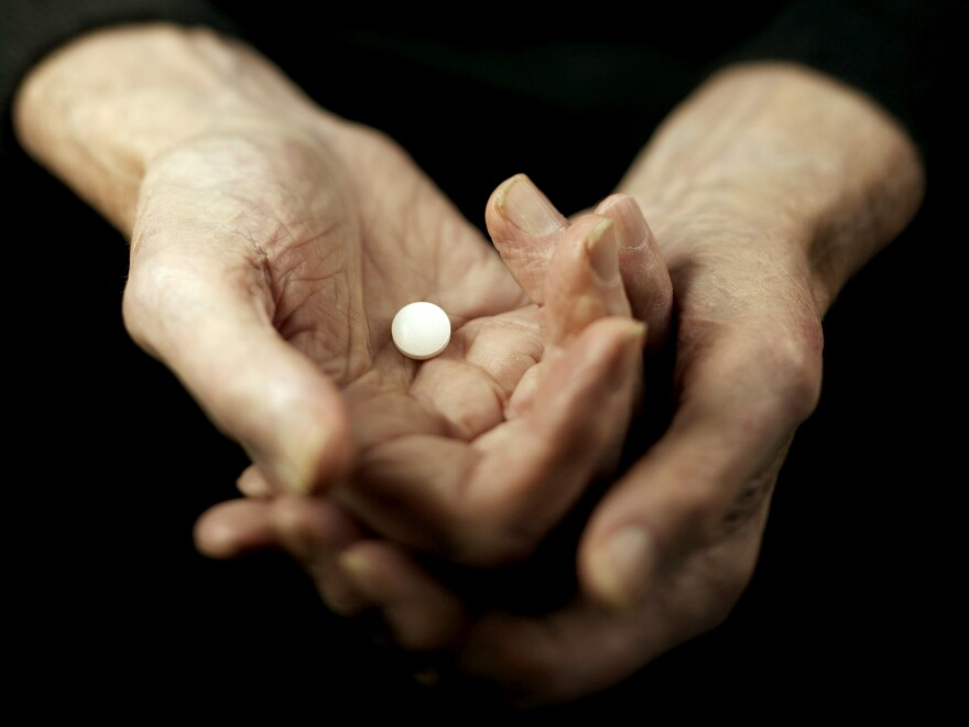 Antipsychotic drugs, such as haloperidol and risperidone are FDA-approved for treating schizophrenia and bipolar disorder, but can increase the risk of death in older people who have dementia.