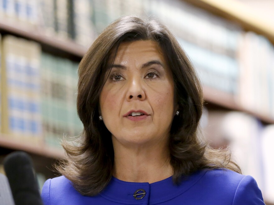 Cook County State's Attorney Anita Alvarez was defeated by Kim Foxx in the Democratic primary on Tuesday. Alvarez had been criticized for the investigation into the shooting of Laquan McDonald by a police officer.