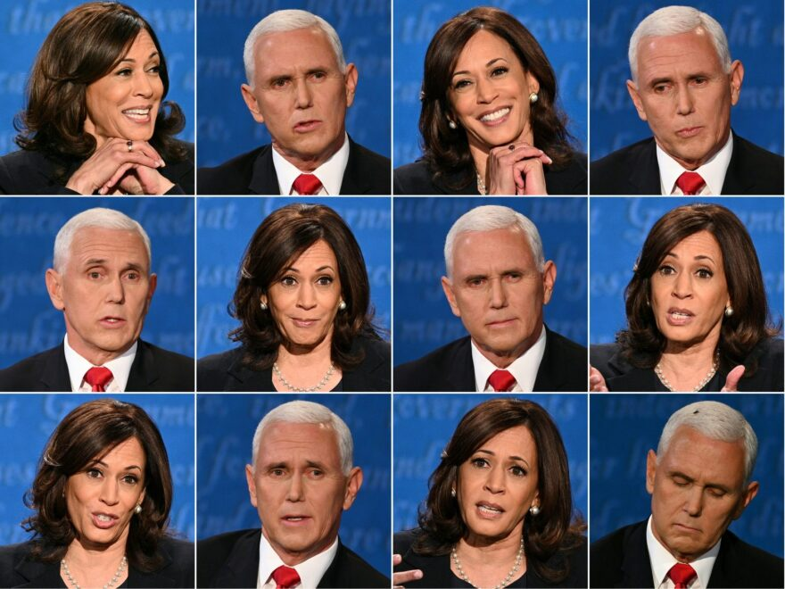 The vice presidential debate took place in Salt Lake City. What'd you make of it?