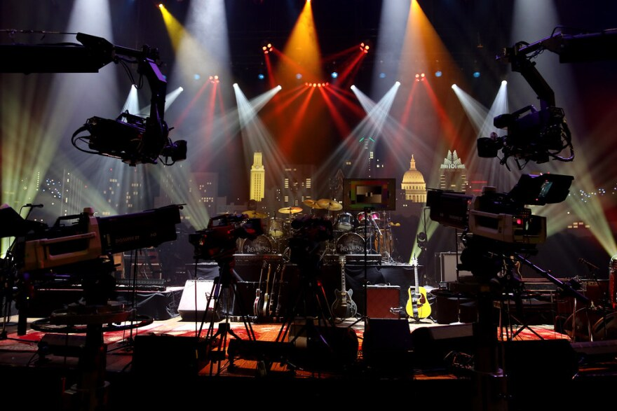 Austin City Limits has been produced at the Moody Theater in downtown Austin since 2011.