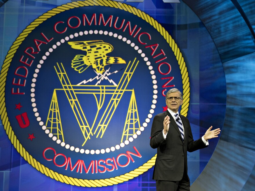 Federal Communications Commission Chairman Tom Wheeler says lack of competition in set-top boxes has meant consumers pay more to get TV services.