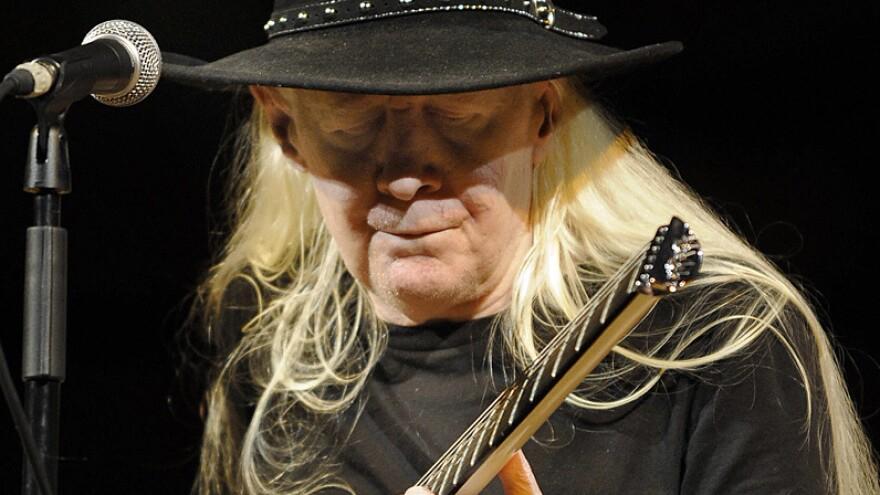 Johnny Winter: Best-Selling Blues-Rock Guitarist