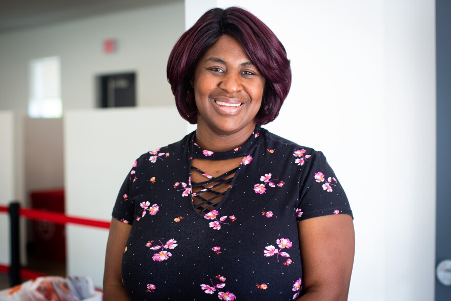 Jereka Thomas-Hockaday is a co-founder of the Central Texas Allied Health Institute.