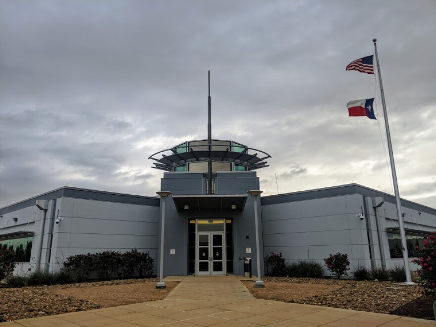 The Regional Health Medical Emergency Operations Center is housed in a building constructed to withstand an EF3 tornado.