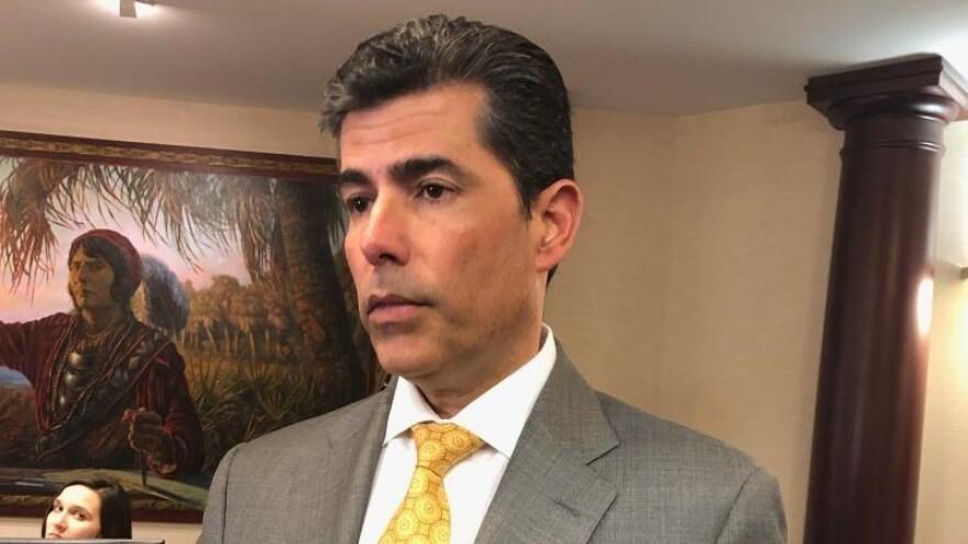 House Speaker Jose Oliva, R-Miami Lakes