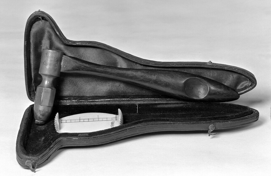 Anton Wintrich introduced this percussion hammer model in 1841.