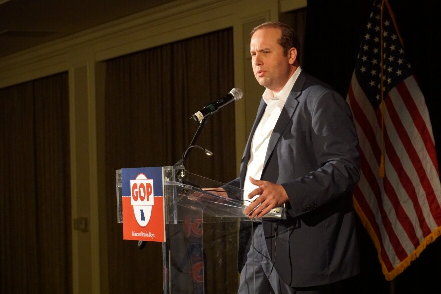 Congressman Jason Smith, R-Salem, is a member of House Republican leadership, which means he's spent some time with President Donald Trump.