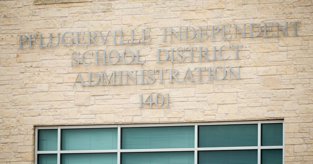 Pflugerville ISD Prepares To Welcome All Students Who Choose To Return To Classrooms