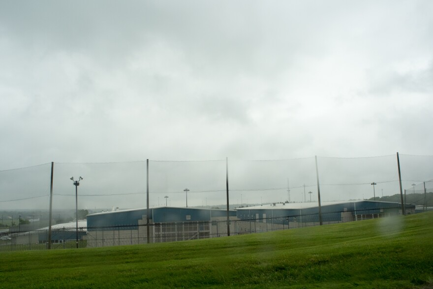 The Richland Correctional Institution in Mansfield, Ohio