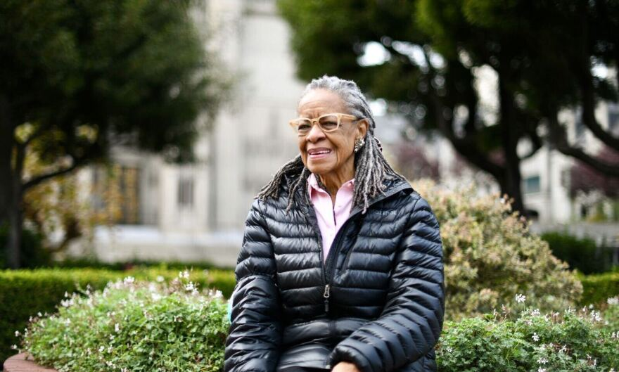 """All I have to do is turn on my iPhone or my iPad or my computer, and there is a new subject for me to learn,"" says Sukari Addison, explaining her strategy for surviving social isolation."