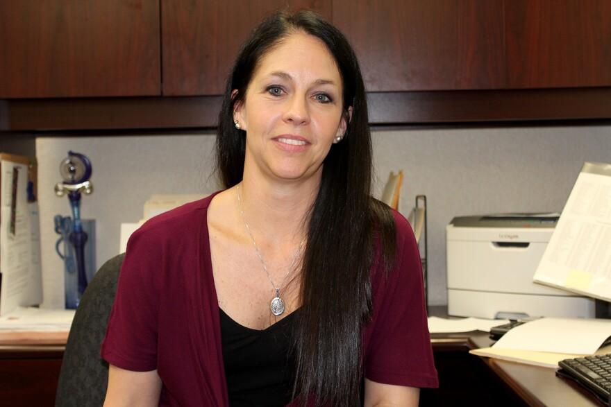 After her son died, Kari Karidis joined the Madison County Heroin Task Force.