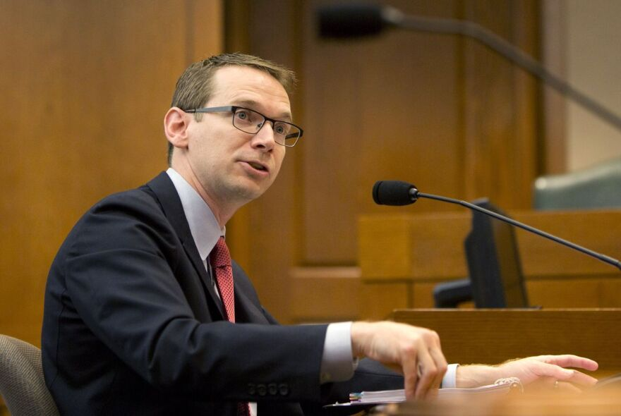 TEA Commissioner Mike Morath