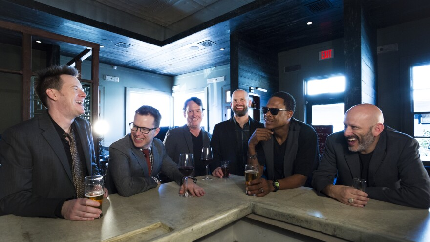 On the new album <em>Into The Deep</em>, the seasoned instrumentalists of Galactic team up with a host of singers including Macy Gray and Mavis Staples.