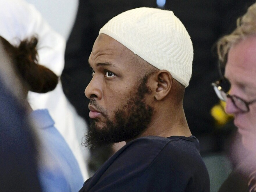 Defendant Siraj Wahhaj and four  others have been charged with child abuse stemming from the alleged neglect of 11 children found living on a squalid compound in New Mexico.