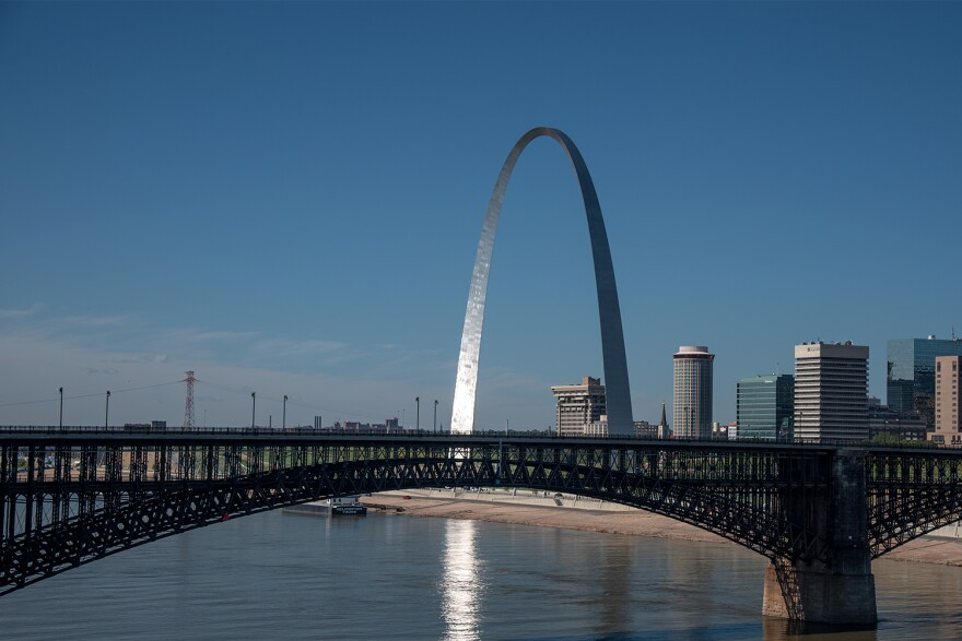 For many out-of-state visitors driving to St. Louis, the Gateway Arch is their first glimpse of Missouri.