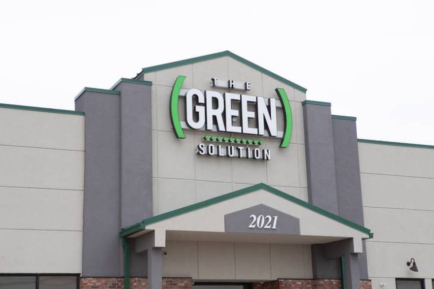 On March 2, the Green Solution in Sauget became the second dispensary to sell recreational marijuana in the Metro East since Illinois legalized sales on New Year's Day.