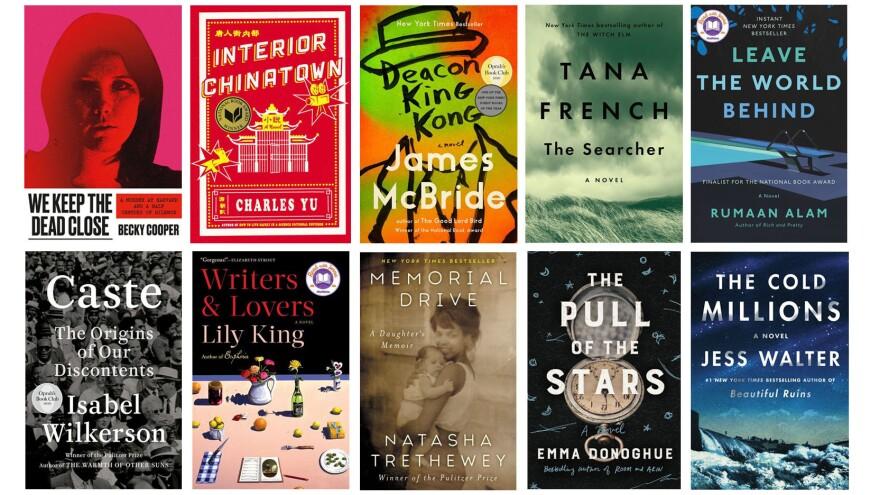 Maureen Corrigan picks the best books of 2020.