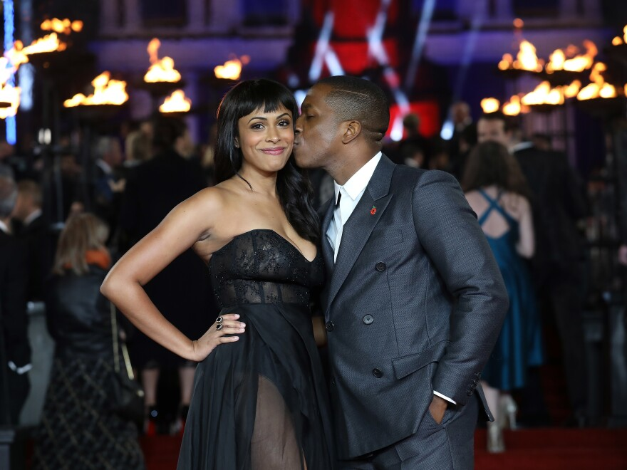 "Leslie Odom Jr. and Nicolette Robinson star in the new series ""Love in the Time of Corona,"" created and directed by Joanna Johnson."